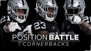 Worley, Conley & additions have cornerbacks poised for big year | Raiders