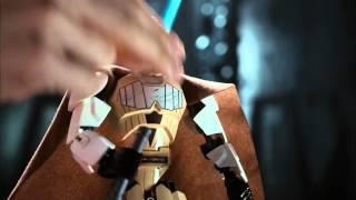 LEGO Star Wars - Подвижные сборные фигуры Лего Звездные войны Пробуждение силы