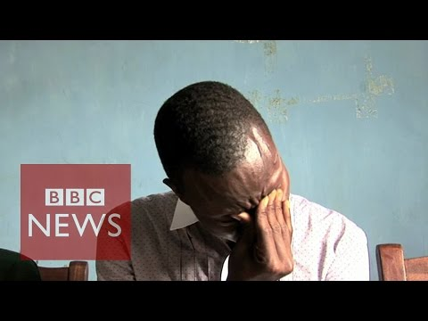 Ebola Outbreak: 'I lost 5 members of my family' - BBC News