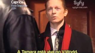 CAPRICA -Temporada 1 - Episódio 16 BRA