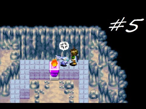 Let's Play Golden Sun: The Lost Age #5 - Reckless Kids