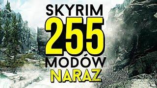 Jak wygląda Skyrim na 255 modach?