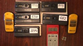 ☢ Дозиметр радиометр Мастер-1. МЕГА тест 35 штук. Dosimeter radiometer Master-1. 35 pcs.(, 2016-08-12T10:56:27.000Z)
