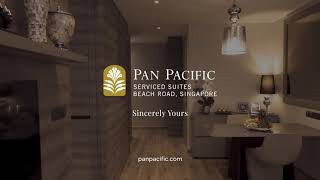 One Bedroom Deluxe Suite - Pan Pacific Serviced Suites Beach Road, Singapore
