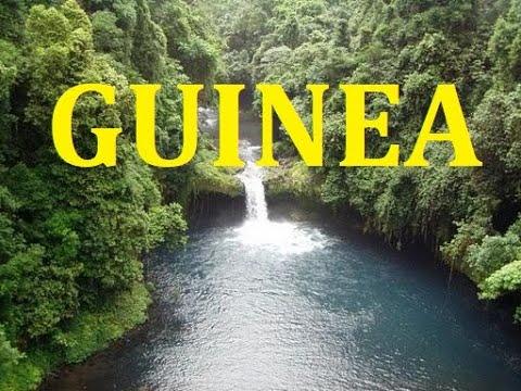 GUINEA - Guinea - | The Republic of Guinea | Guinea Country