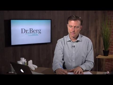 Dr. Eric Berg's Live Show Q&A 5-19-2017