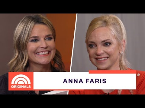 Anna Faris Remembers Auditioning For 'Scary Movie' & Her Acting Career | TODAY