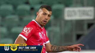 A-League 2020/21: Matchweek 18 - Western United FC v Wellington Phoenix (Full Game)