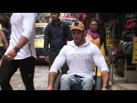 Paraplégico tenta conquistar o Everest