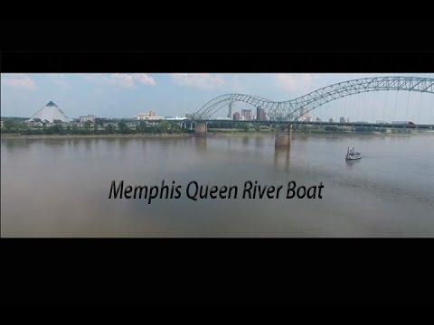 Memphis Queen River Boat