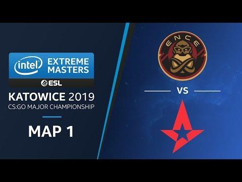 Astralis vs ENCE - IEM Katowice '19 - g1