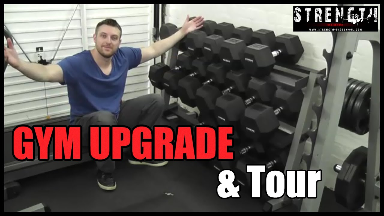 Garage gym tour pando s barbell club youtube - Garage Gym Tour Pando S Barbell Club Youtube 45