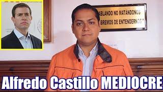 Alfredo Castillo MEDIOCRE