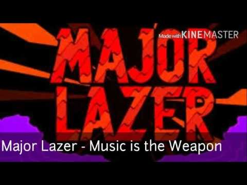 Major Lazer Music Is The Weapon Youtube