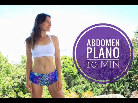Super ejercicios para ABDOMEN en 10 min en casa | MalovaElena