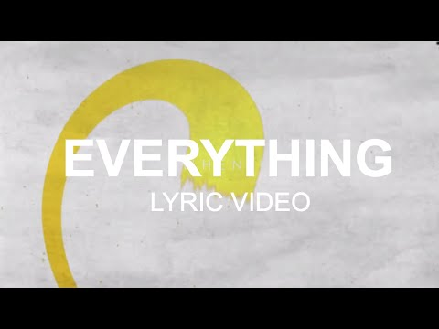 Everything (Lyric Video) - Lincoln Brewster [ Official ]