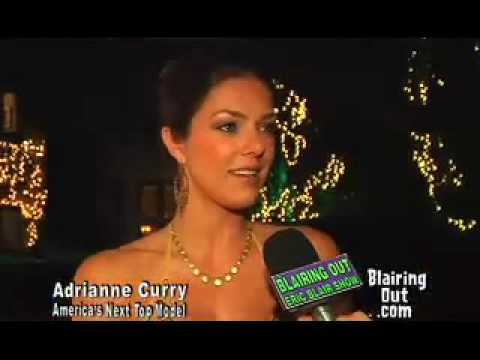 Americas Next Top Model Adrianne Curry Talks About Fame , Marriage And Make Up With Eric Blair