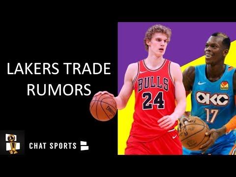 Lakers Trade Rumors: Kyle Kuzma & Kentavious Caldwell-Pope For Lauri Markkanen Or Dennis Schroder?