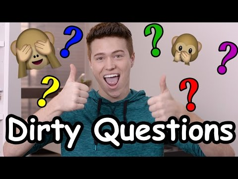 20 Dirty Questions to Ask a Guy