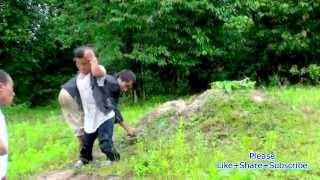 Hmong New Movie 2014-2015_ Nyab Qhaub Piaj Ntxhais Qhaub Poob.1