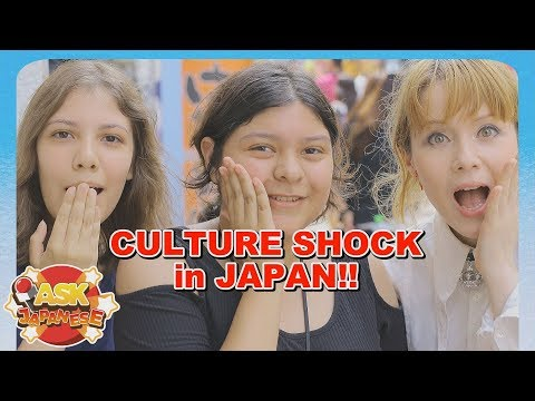 Japanese CULTURE SHOCK!! What surprises foreigners who come to Japan?!
