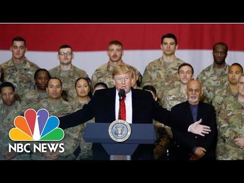 Trump Praises U.S.