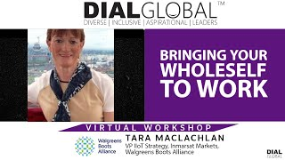 Tara MacLachlan: BRINGING YOUR WHOLESELF TO WORK (Preview)