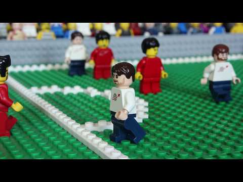 Russia World Cup 2018 - Shocking Moments in LEGO!