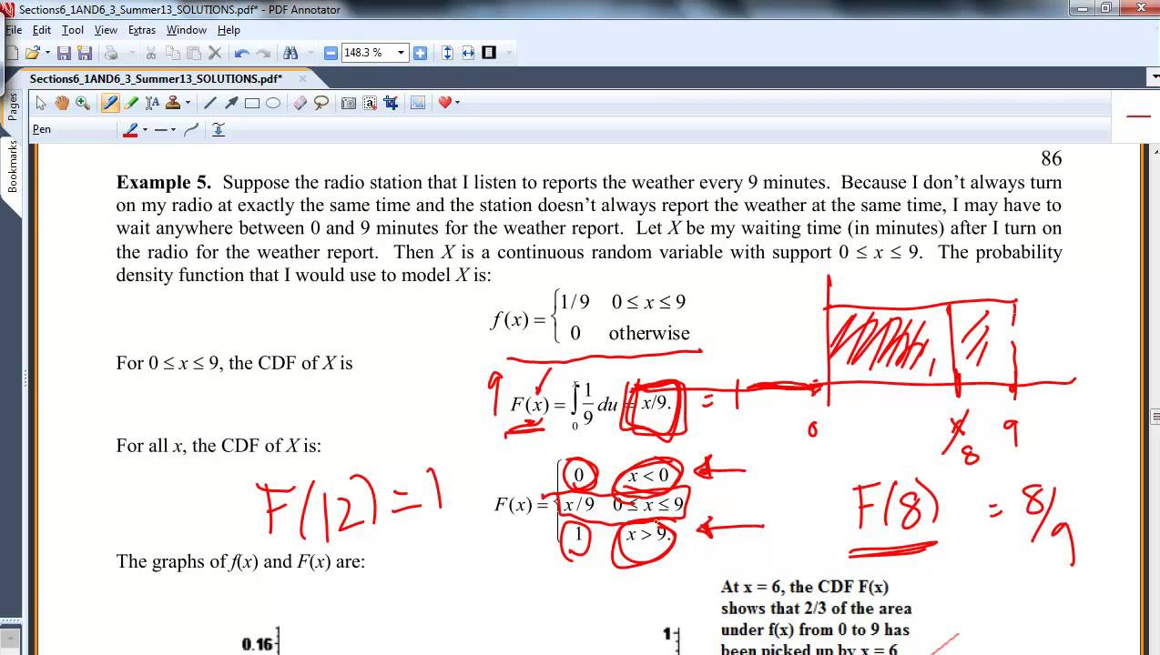 Lesson 22: functions of one random variable   stat 414 / 415.