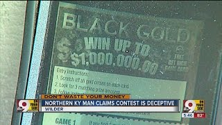 NKY man claims Publishers Clearing House contest is deceptive
