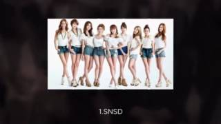 Video 10 Girlband Korea Dengan Personil Cantik 2017 download MP3, 3GP, MP4, WEBM, AVI, FLV Maret 2018