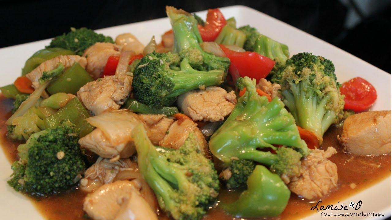 Chicken  Broccoli Stir Fry Recipe  Easy Recipe  Episode -5510