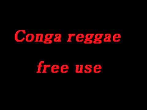 Reggae Conga Loop Beat 80 BPM Track Instrumental