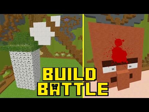 [EL] ALL BIRCH & TESTIFICATE MUST DIE | Build Battle - MineCraft (Mini-Game ITA)