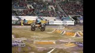 Mighty Mutt Rottweiler- 2015 Monster Jam - Jacksonville Florida