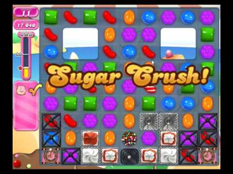 Candy Crush Saga Level 1968 - NO BOOSTERS