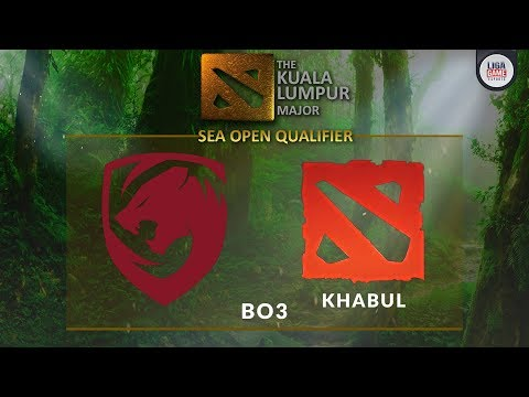 Evos Esports VS Lotac (BO3) - The Kuala Lumpur Major - SEA Open Qualifier 1