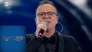 """Sanremo 2020 - Gigi D'alessio Canta """"non Dirgli Mai"""""""
