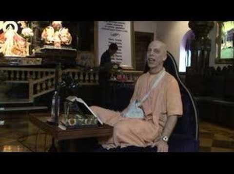 Prahladananda Swami -Lecture SB 7.5.55 - Process of Devotion