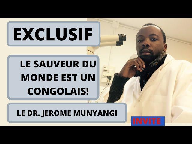 INTERVIEW EXCLUSIVE AVEC Dr. JEROME MUNYANGI