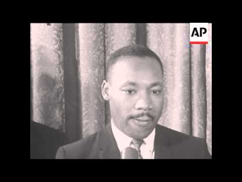 Reverend King talks about the brutal murder of Medgar Evers - 1963