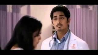 siddharth 180 love scene