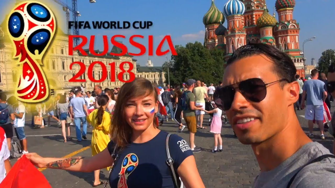 FIFA World Cup 2018 Crazy Fans in Russia - YouTube