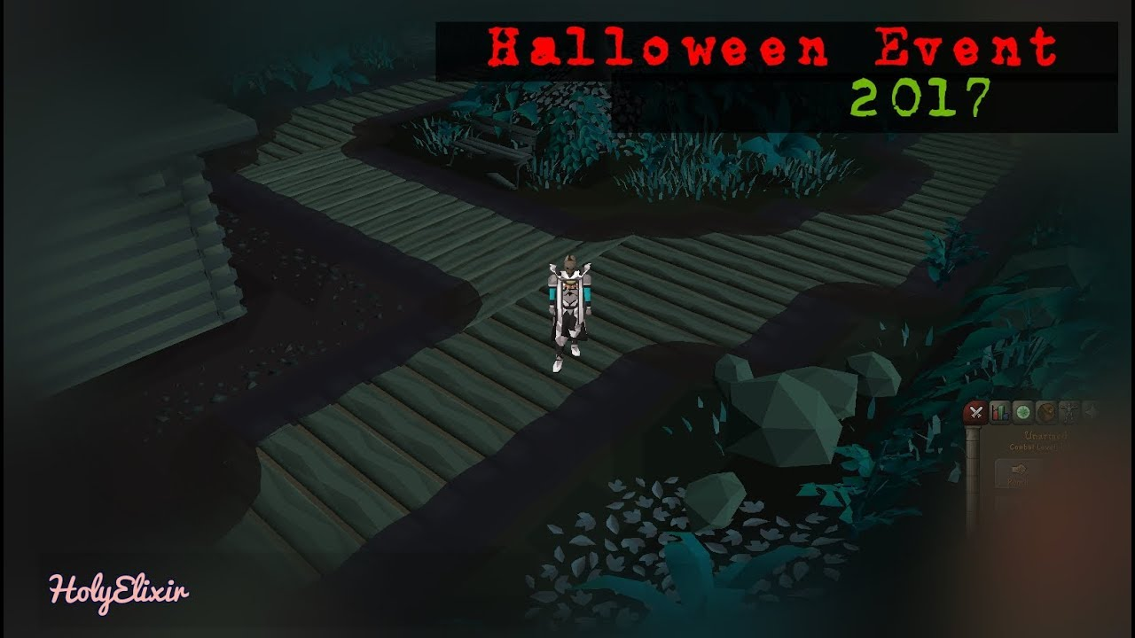Osrs Halloween Event 2017 (PART 1) - YouTube