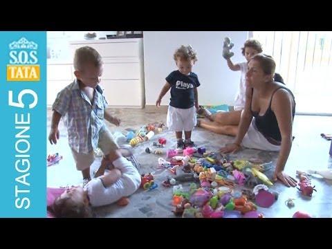 S.O.S TATA - La famiglia Pierantoni (stagione 5)