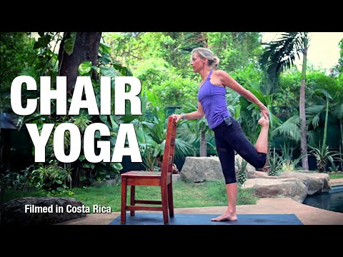 Chair Yoga for Balance & Breath - Five Parks Yoga