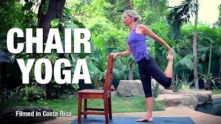 Chair Yoga for Balance & Breath - Five Parks Yoga