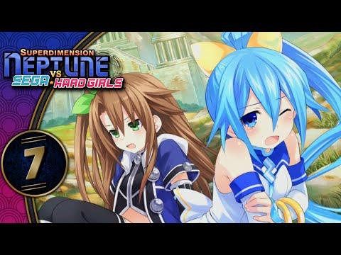 Superdimension Neptune VS Sega Hard Girls (PSV, Let's Play)   Plutia Gets Angry...   Part 7