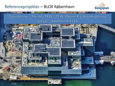 Kingspan - vi lægger vores energi i miljøet