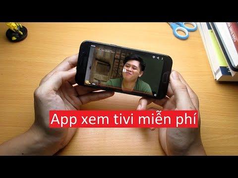 App xem tivi miễn phí không tốn 3G/4G